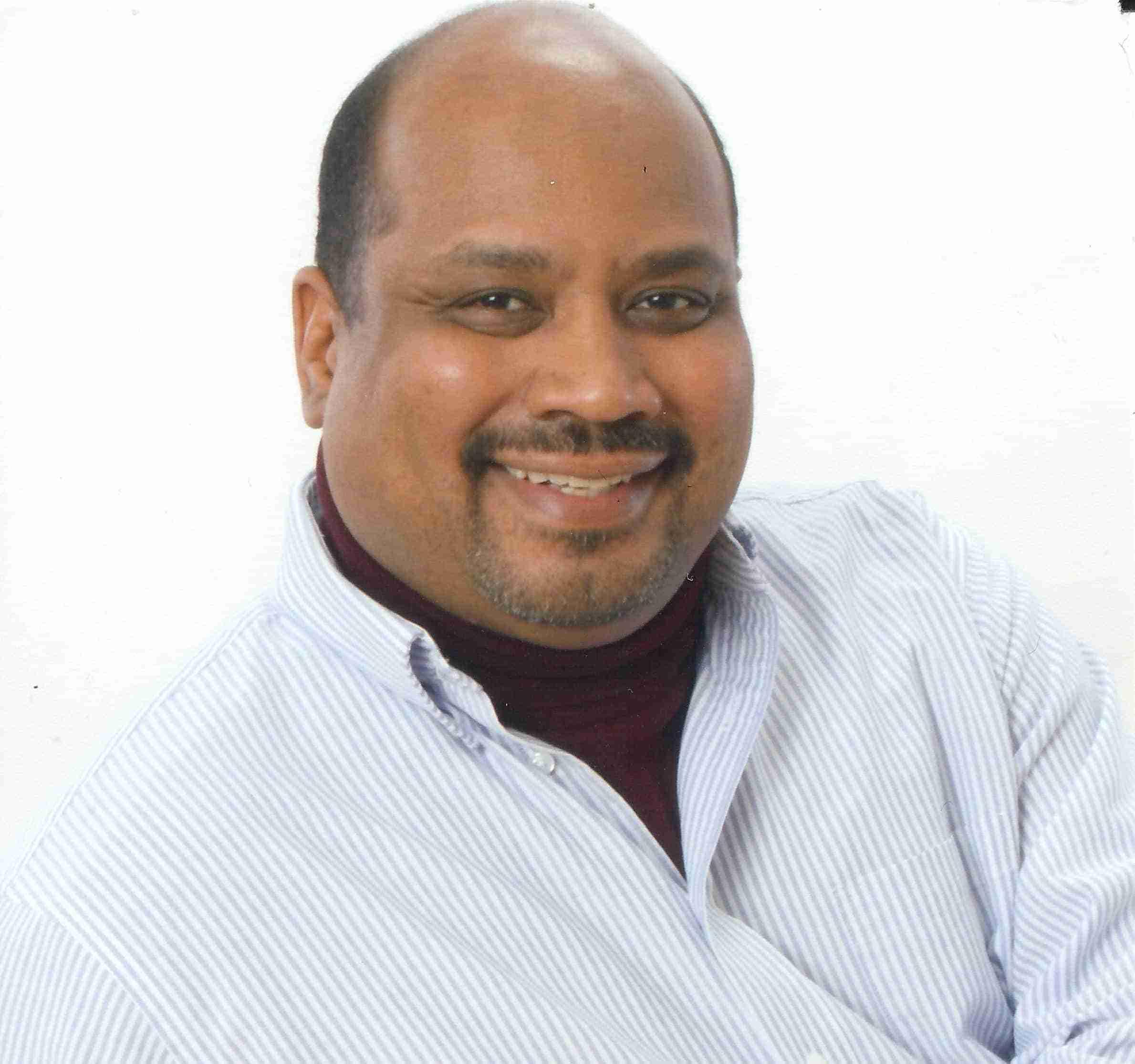 Pastor Kevin M. Gregg