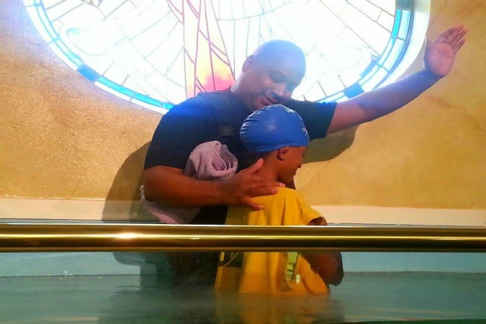 Baptism is for Young Women