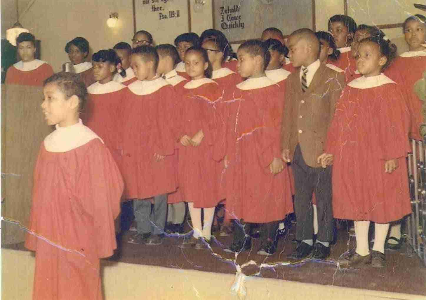 Pastor Kevin Gregg - Youth Choir Director