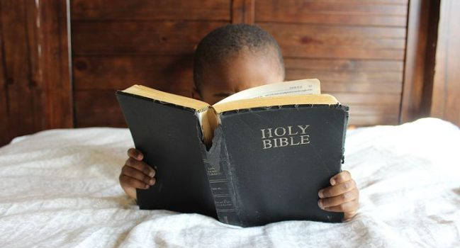 Online & In Home Bible Study