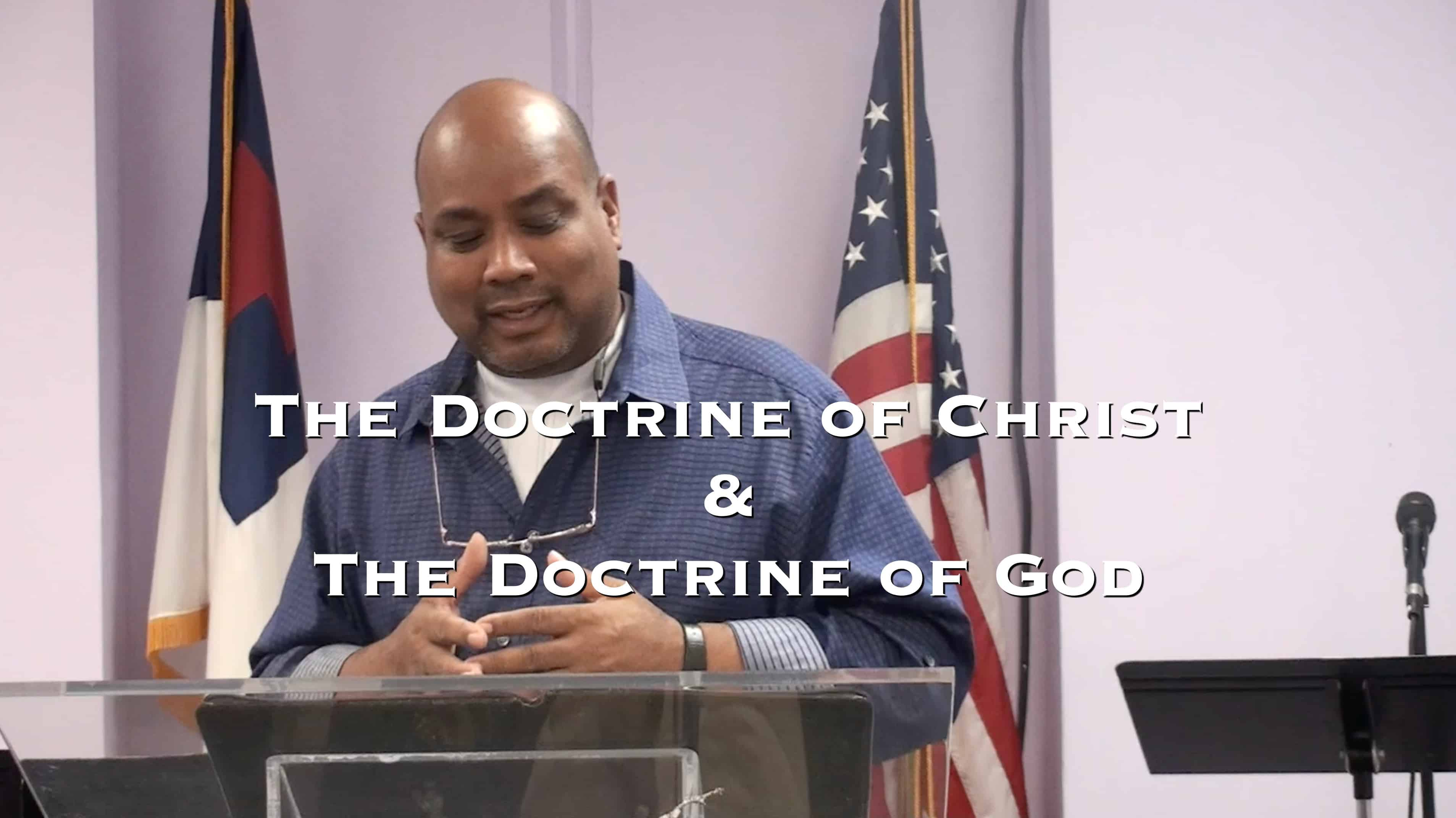 Series: The Identity of Christ / Part 3: (The Doctrine Of Christ) Pastor Kevin Gregg