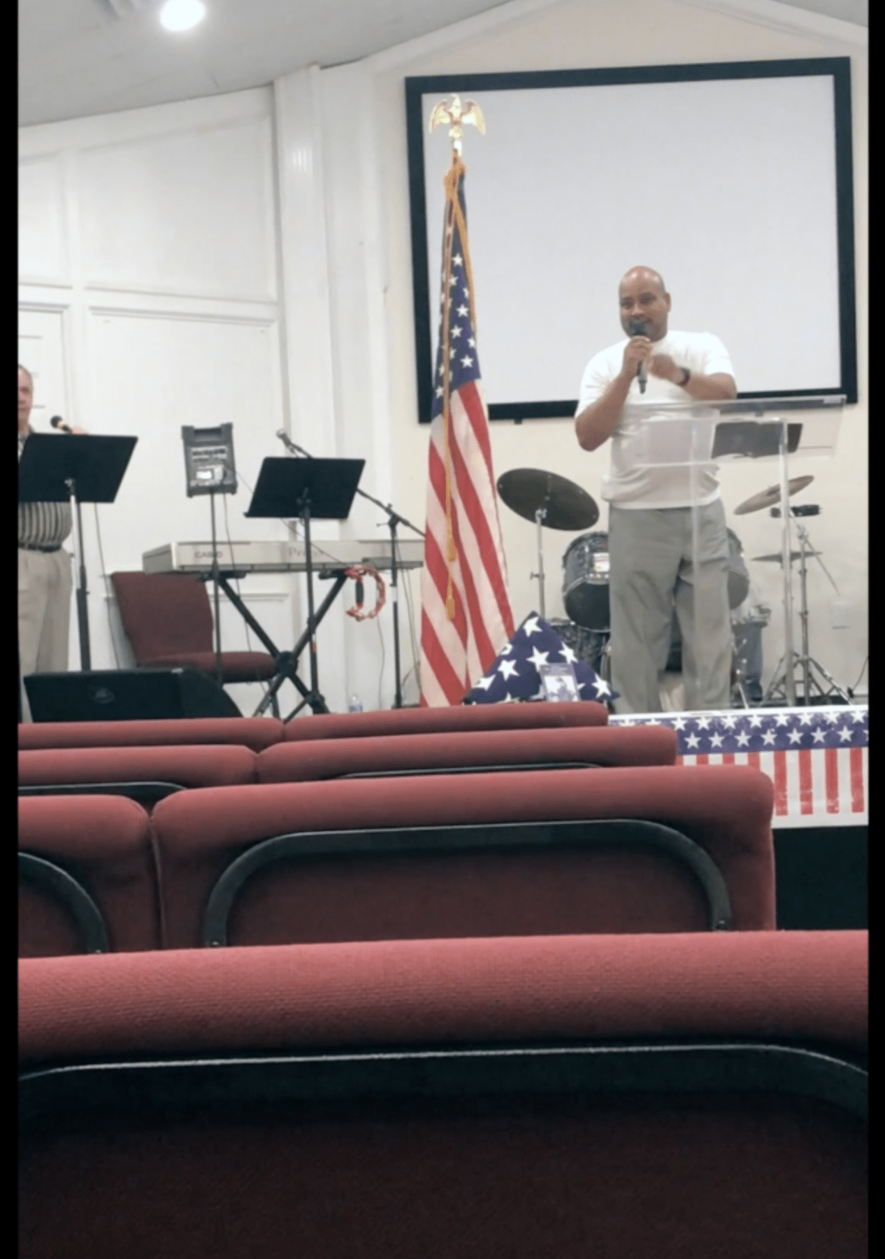 Memorial Day Service at the Grace Place